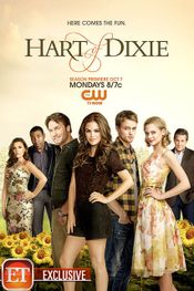 Affiche Hart of Dixie