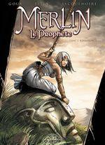 Couverture Renaissance - Merlin le prophète, tome 2