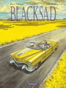 Couverture Amarillo - Blacksad, tome 5