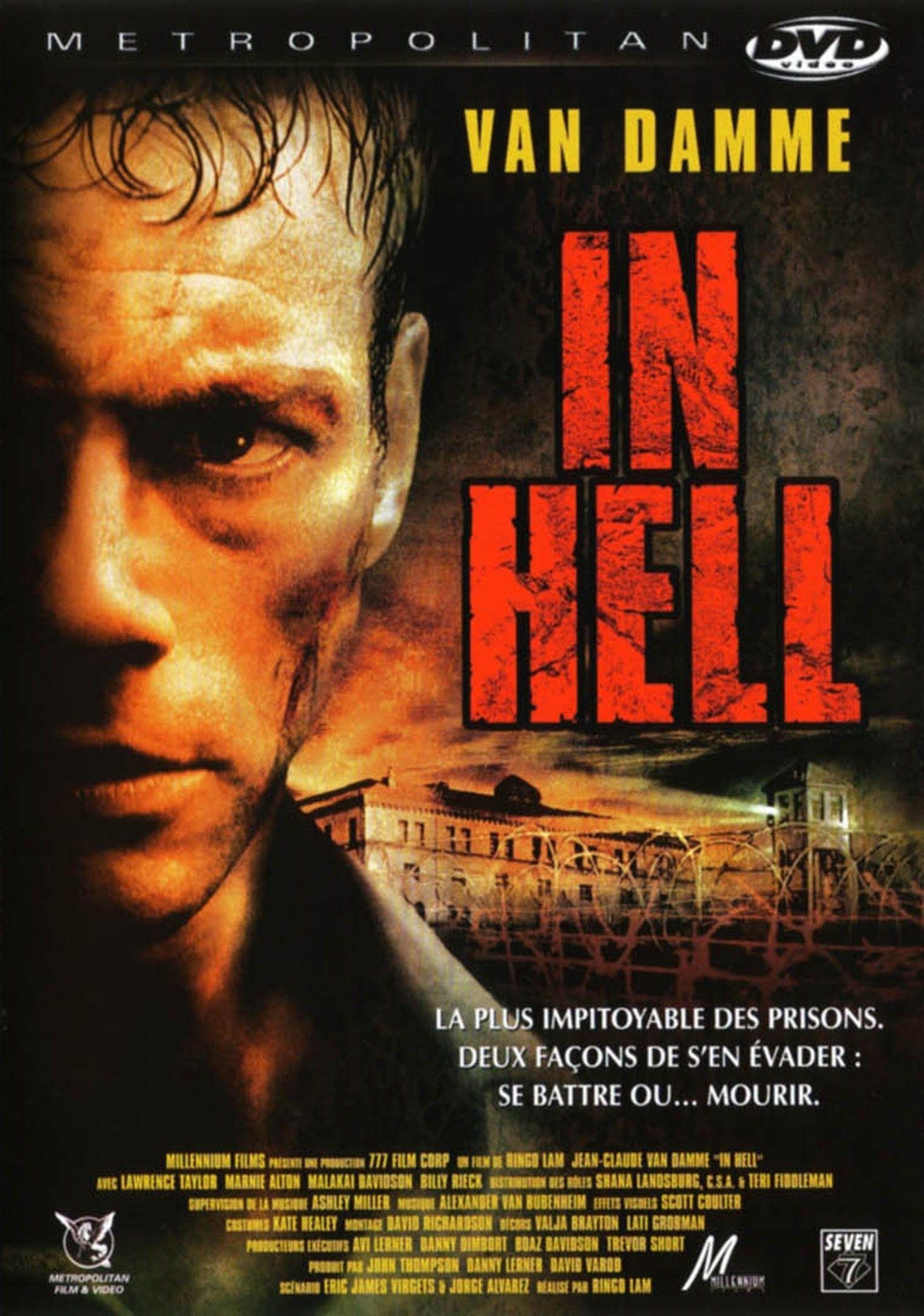 in hell film 2003 senscritique
