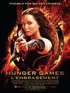 Affiche Hunger Games : L'Embrasement