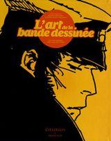Couverture L'art de la bande dessinée