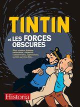 Couverture Tintin et les forces obscures