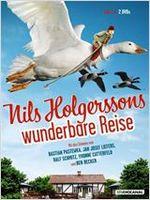 Affiche Nils et les oies sauvages