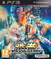 Jaquette Tekken Revolution