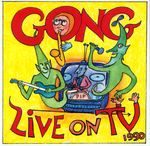 Pochette Live on TV 1990 (Live)