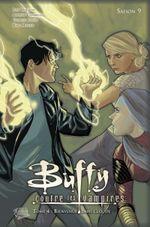 Couverture Bienvenue dans l'équipe - Buffy Contre les vampires Saison 9, tome 4