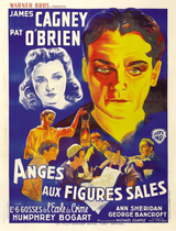 Affiche Les Anges aux figures sales