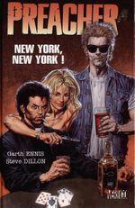 Couverture New York, New York - Preacher, tome 2