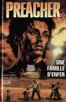 Couverture Une famille d'enfer - Preacher, tome 3