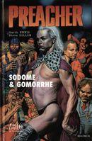 Couverture Sodome et Gomorrhe - Preacher, tome 5