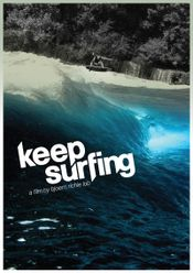 Affiche Keep Surfing