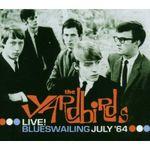 Pochette Live! Blueswailing July '64 (Live)