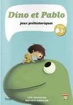 Couverture Dino et Pablo