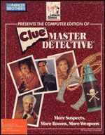 Jaquette Cluedo Master Detective