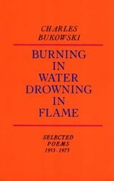 Couverture Burning in Water, Drowning in Flame