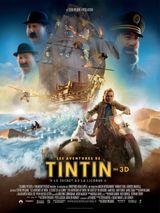 Affiche Les Aventures de Tintin : Le Secret de la Licorne