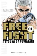 Couverture Free fight