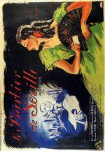Affiche Le Barbier de Séville
