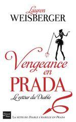 Couverture Vengeance en Prada : Le retour du Diable