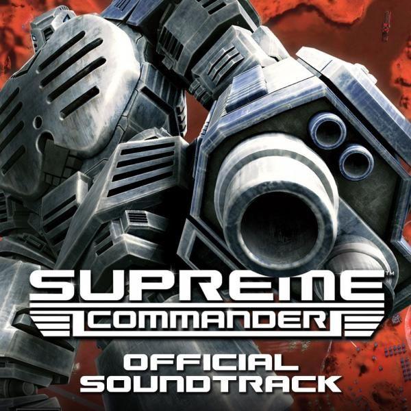 Supreme Commander Supreme Commander Forged Alliance Ost