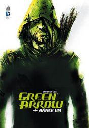 Couverture Green Arrow : Année Un