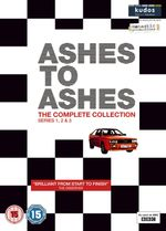 Affiche Ashes to Ashes