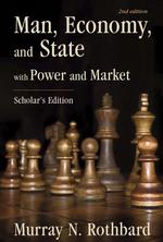 Couverture L'Homme, l'Économie et l'État