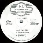 Pochette Acid Thunder (Single)