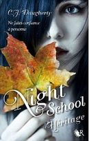 Couverture Héritage - Night School, tome 2