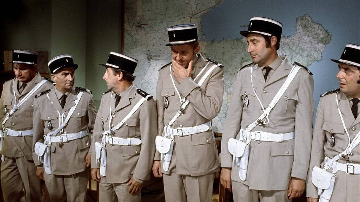 le gendarme en balade film 1970 senscritique. Black Bedroom Furniture Sets. Home Design Ideas