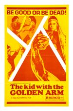 Affiche The Kid with the Golden Arm