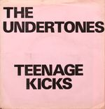 Pochette Teenage Kicks (EP)