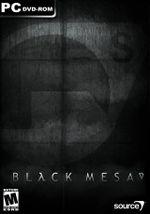 Jaquette Black Mesa