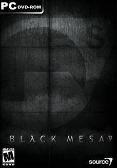 Jaquette Black Mesa (mod)