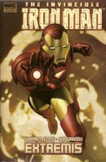 Couverture Iron Man: Extremis