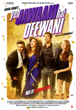 Affiche Yeh Jawaani Hai Deewani