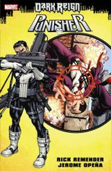 Couverture Dark Reign - Punisher (2009), tome 1