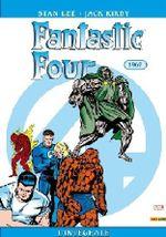 Couverture 1967 - Fantastic Four : L'Intégrale, tome 6