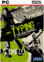 Jaquette The Typing of the Dead: Overkill