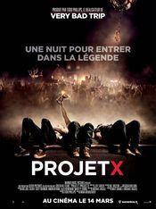 Affiche Projet X