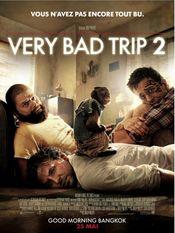 Affiche Very Bad Trip 2