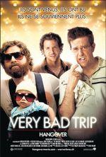 Affiche Very Bad Trip