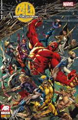 Couverture Age of Ultron, tome 3