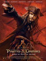 Affiche Pirates des Caraïbes : Jusqu'au bout du monde