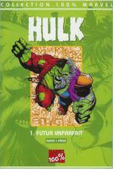 Couverture Futur imparfait - Hulk, tome 1