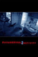 Affiche Paranormal Activity 2