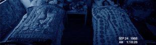 Affiche Paranormal Activity 3
