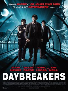 Affiche Daybreakers
