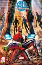 Couverture Age of Ultron, tome 2